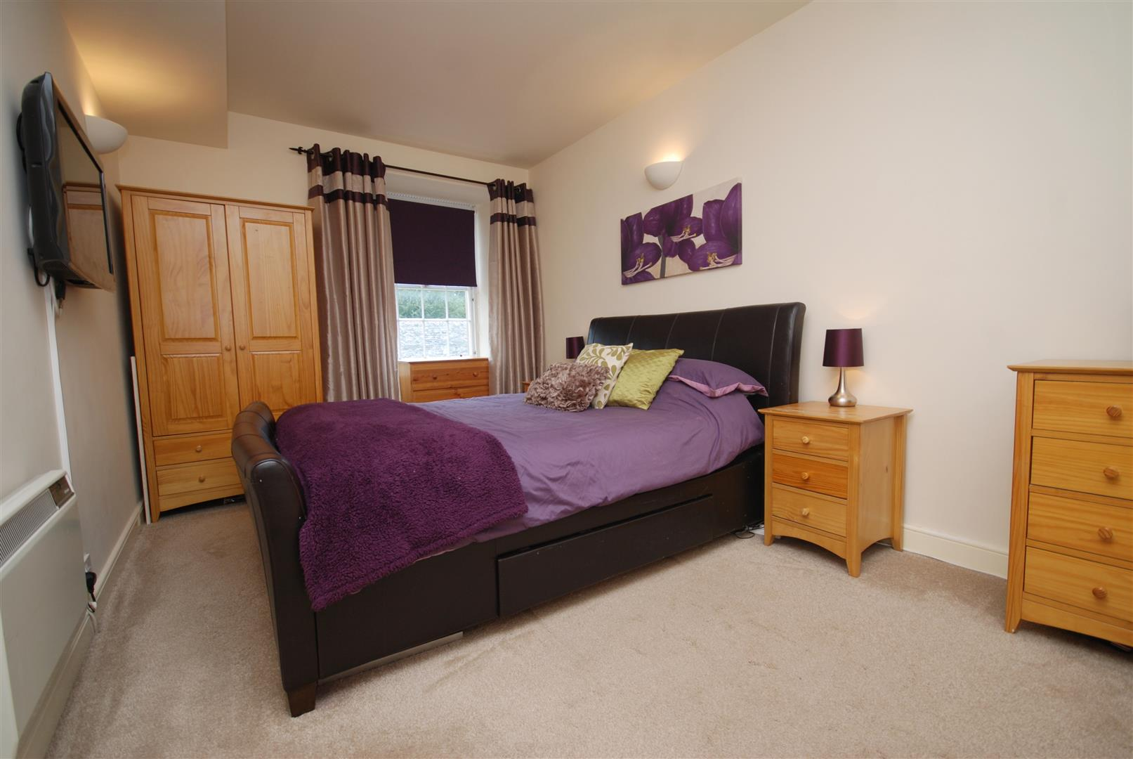 Flat 3A East Mill, Stanley Mills, Stanley, Perthshire, PH1 4RB, UK
